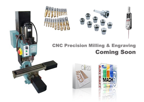 cnc machining coming soon