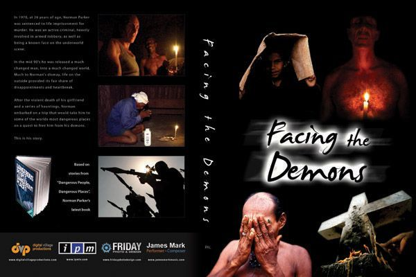 Facing the Demons DVD Cover