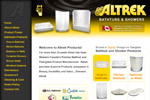 altrek bathtubs showers bathware