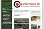 target recycling zero waste plastics rubber